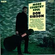 Click here for more info about 'Don Gibson - More Country Soul'