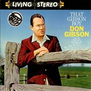 Click here for more info about 'Don Gibson - That Gibson Boy'