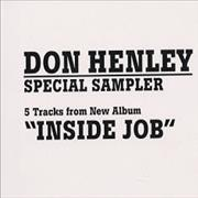 Click here for more info about 'Don Henley - Special Sampler'