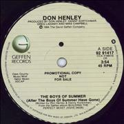 Click here for more info about 'Don Henley - The Boys Of Summer (After The Boys Of Summer Have Gone)'