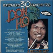 Click here for more info about 'Don Ho - Hawaiian 30 Favorites'
