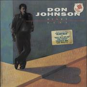 Click here for more info about 'Don Johnson - Heart Beat - Sealed'