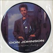 Click here for more info about 'Don Johnson - Heartache Away'