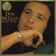 Click here for more info about 'Don McLean - Alle Hits'