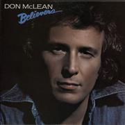 Click here for more info about 'Don McLean - Believers'