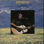 Don McLean Dominion Netherlands 2-LP vinyl set