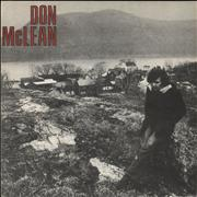 Don McLean Don McLean UK vinyl LP