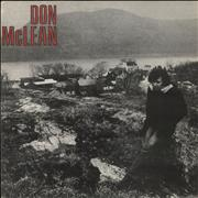 Click here for more info about 'Don McLean - Don McLean'