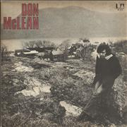 Don McLean Don McLean Japan vinyl LP Promo