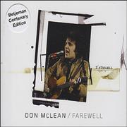 Click here for more info about 'Don McLean - Farewell'