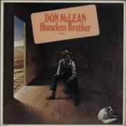 Click here for more info about 'Don McLean - Homeless Brother'