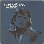 Don McLean Tapestry USA vinyl LP