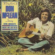 Click here for more info about 'Don McLean - The Very Best Of Don McLean'