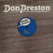 Click here for more info about 'Don Preston (Guitar) - Sacre Blues!'