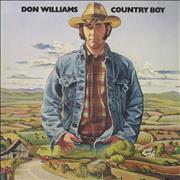 Click here for more info about 'Don Williams - Country Boy'