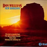 Click here for more info about 'Don Williams - New Horizons'