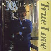 Click here for more info about 'Don Williams - True Love'