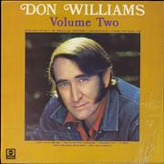 Click here for more info about 'Don Williams - Volume Two'