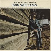 Click here for more info about 'Don Williams - You're My Best Friend'