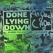 Click here for more info about 'Done Lying Down - Scared Too Stiff'