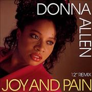 Click here for more info about 'Donna Allen - Joy And Pain'