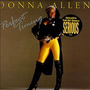 Click here for more info about 'Donna Allen - Perfect Timing'