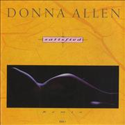 Click here for more info about 'Donna Allen - Satisfied'