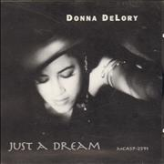 Click here for more info about 'Donna DeLory - Just A Dream'