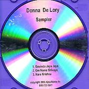Click here for more info about 'Donna DeLory - Sampler'