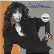Click here for more info about 'Donna Summer - All Systems Go - Stickered Sleeve'