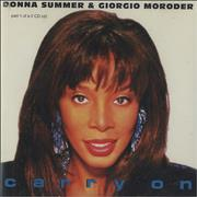 Click here for more info about 'Donna Summer - Carry On'