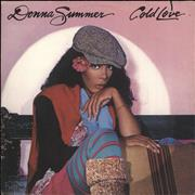 Click here for more info about 'Donna Summer - Cold Love'