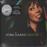 Click here for more info about 'Donna Summer - Crayons - Sealed Deluxe Edition'