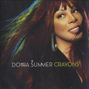 Click here for more info about 'Donna Summer - Crayons'
