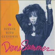 Click here for more info about 'Donna Summer - Dinner With Gerswhin'