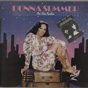 Click here for more info about 'Donna Summer - Greatest Hits - On The Radio - Volumes 1 & 2 - Stickered Sleeve'