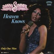 Click here for more info about 'Donna Summer - Heaven Knows'