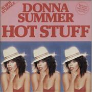 Click here for more info about 'Hot Stuff - Red Vinyl'