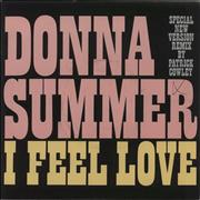 Click here for more info about 'Donna Summer - I Feel Love - p/s'