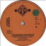 Click here for more info about 'Donna Summer - I Remember Yesyerday'