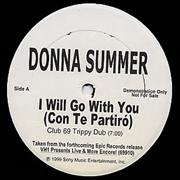 Click here for more info about 'Donna Summer - I Will Go With You'