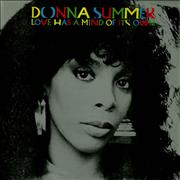 Click here for more info about 'Donna Summer - Love Has A Mind Of It's Own'