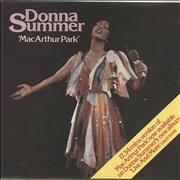 Click here for more info about 'Donna Summer - Macarthur Park + Sleeve'