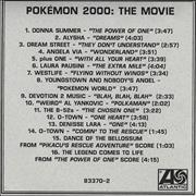 Click here for more info about 'Donna Summer - Pokemon 2000: The Movie'