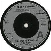 Click here for more info about 'Donna Summer - She Works Hard For The Money'