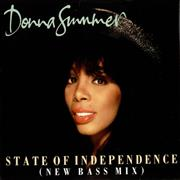 Click here for more info about 'Donna Summer - State Of Independence - New Bass Mix'
