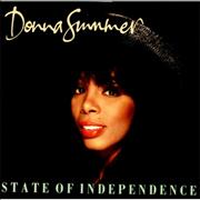 Click here for more info about 'Donna Summer - State Of Independence'