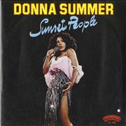 Click here for more info about 'Donna Summer - Sunset People'