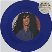 Click here for more info about 'Donna Summer - The Woman In Me - Blue Vinyl'