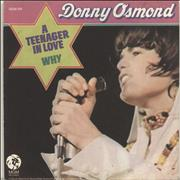 Click here for more info about 'Donny Osmond - A Teenager In Love'